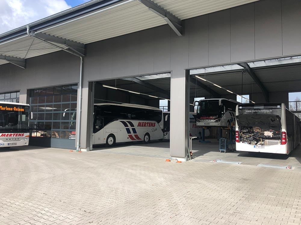 Mertens Reisen GmbH - Mechatroniker in Rietberg gesucht