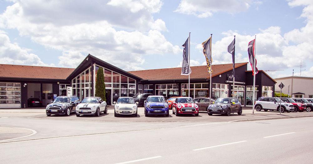 BMW Autohaus Joas OHG
